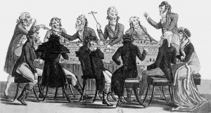 Roulette in 1800