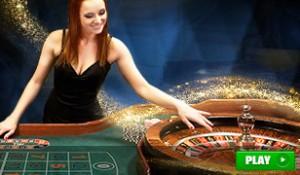 Live casino roulette winnen